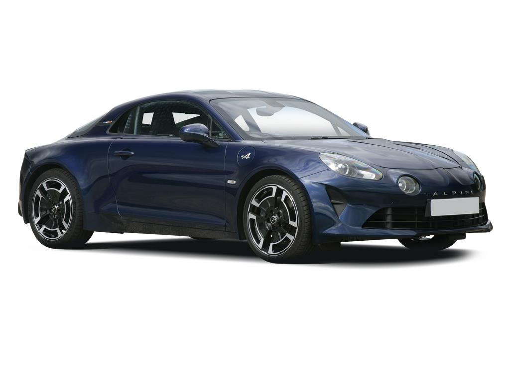 Best New Alpine A110 deals & finance offers