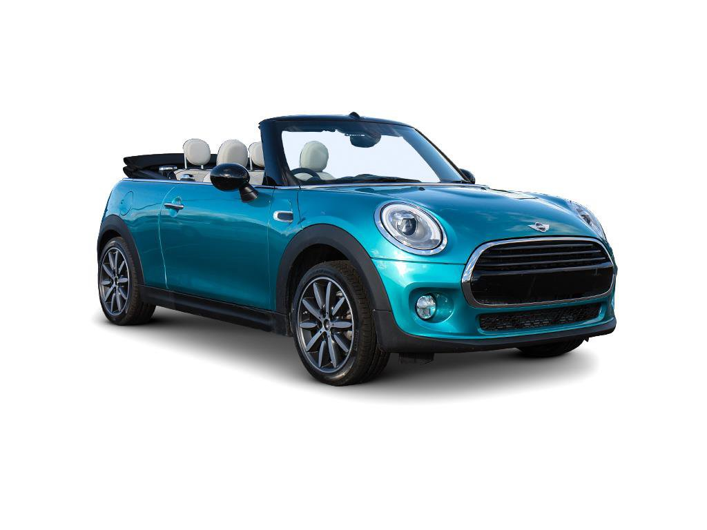 Best New Mini Convertible deals & finance offers