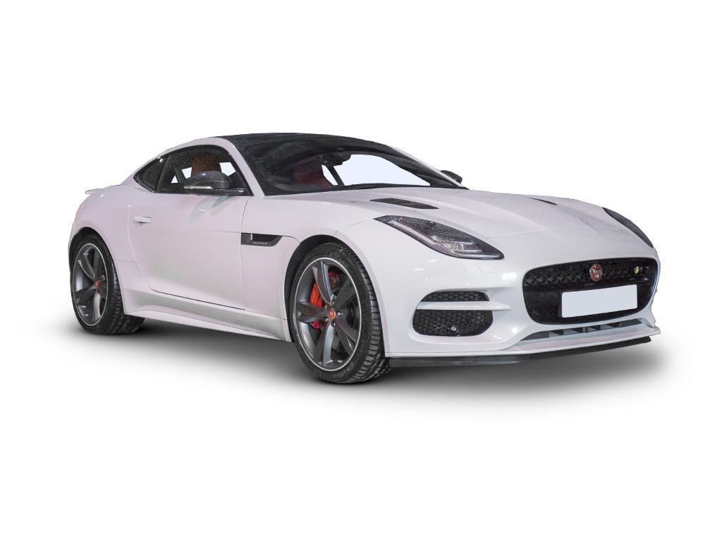 Best New Jaguar F-Type Coupe deals & finance offers