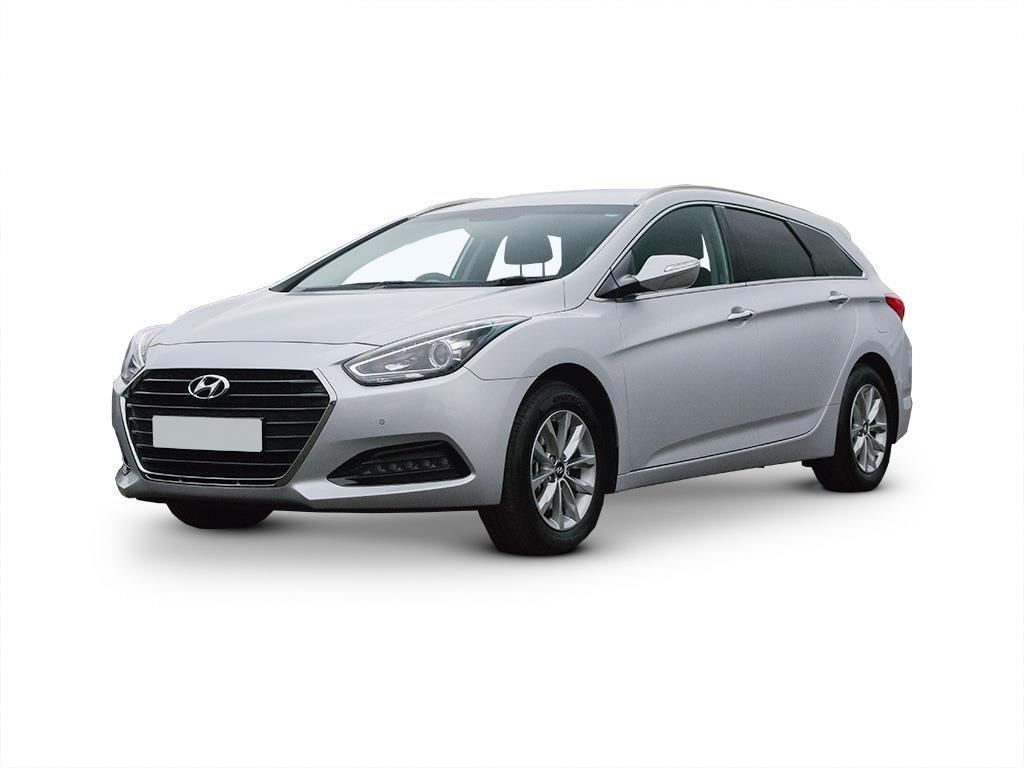 Best New Hyundai i40 Tourer deals & finance offers