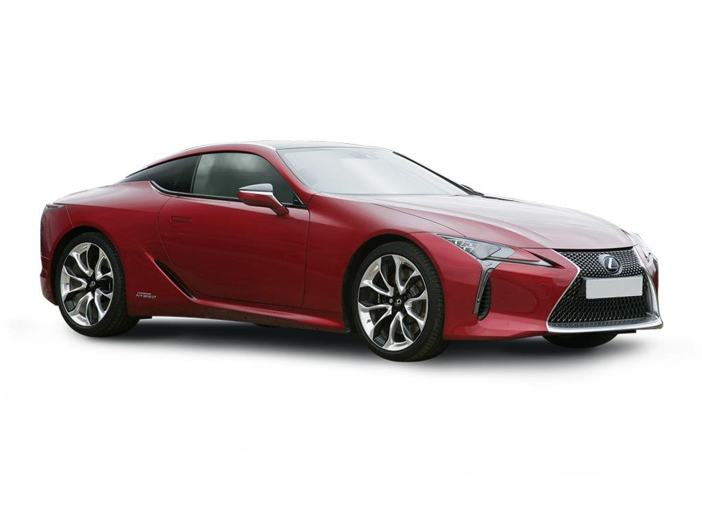 Best New Lexus LC Coupe deals & finance offers