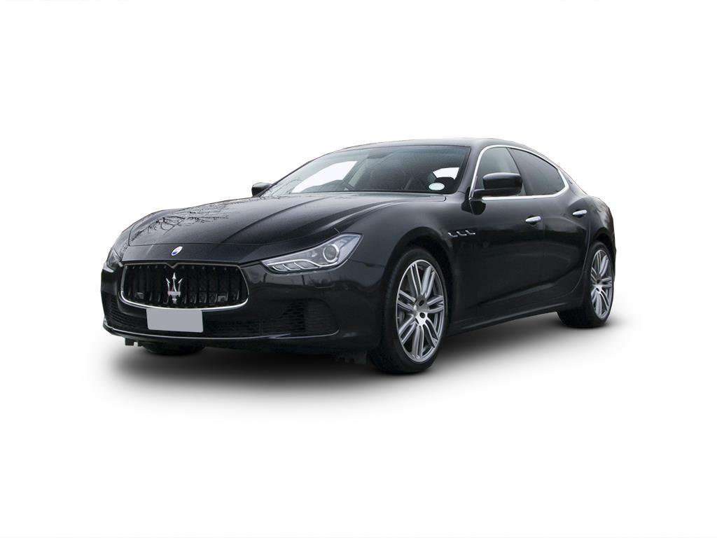 Best New Maserati Ghibli Saloon deals & finance offers