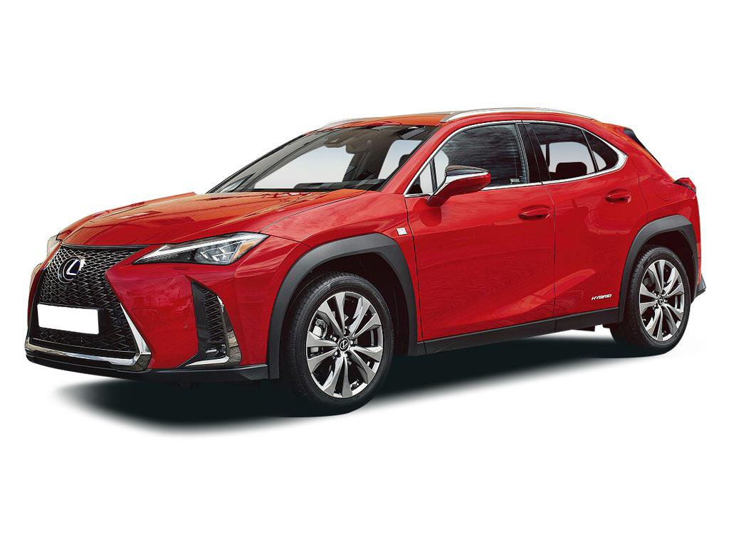 Best New Lexus UX deals & finance offers