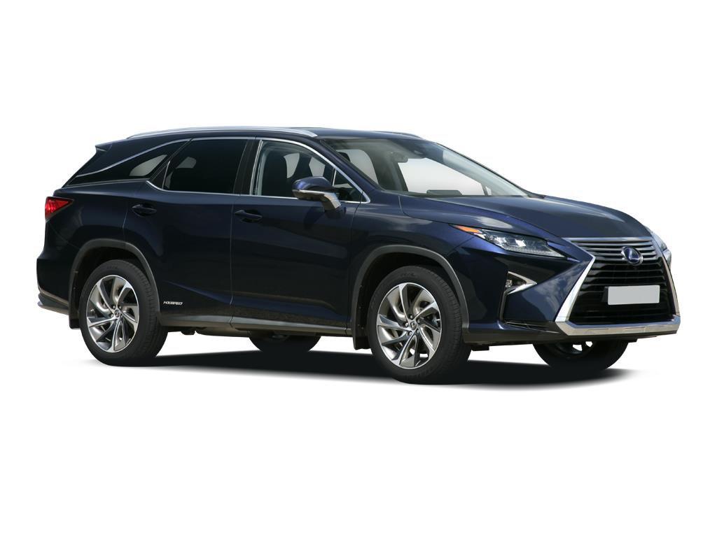 Best New Lexus RX L deals & finance offers
