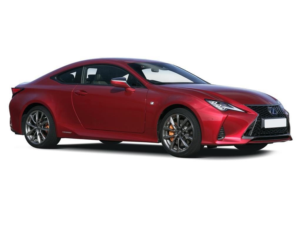 Best New Lexus RC deals & finance offers