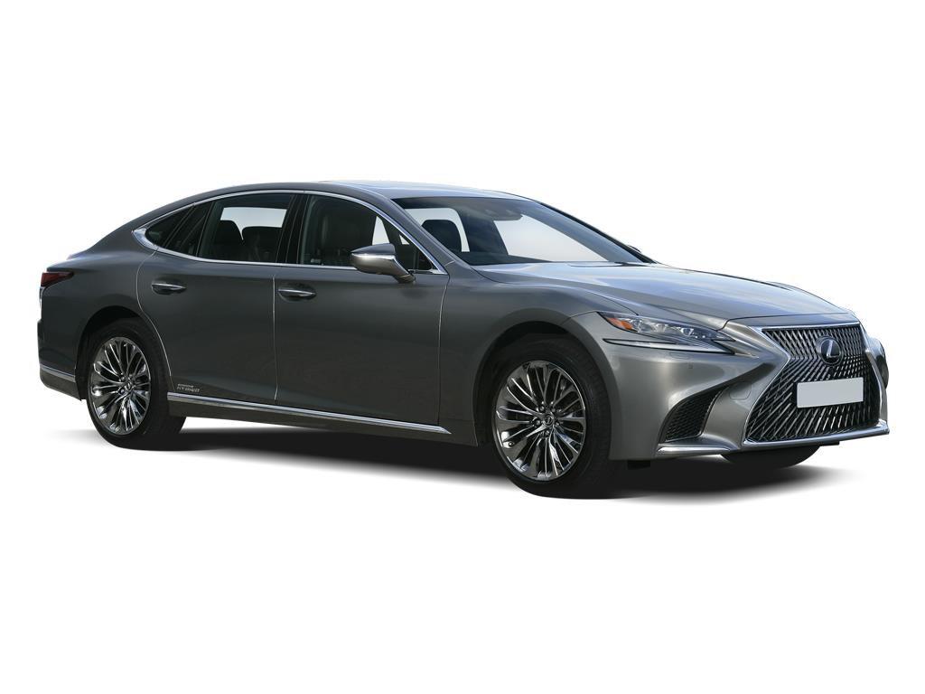 Best New Lexus LS Saloon deals & finance offers