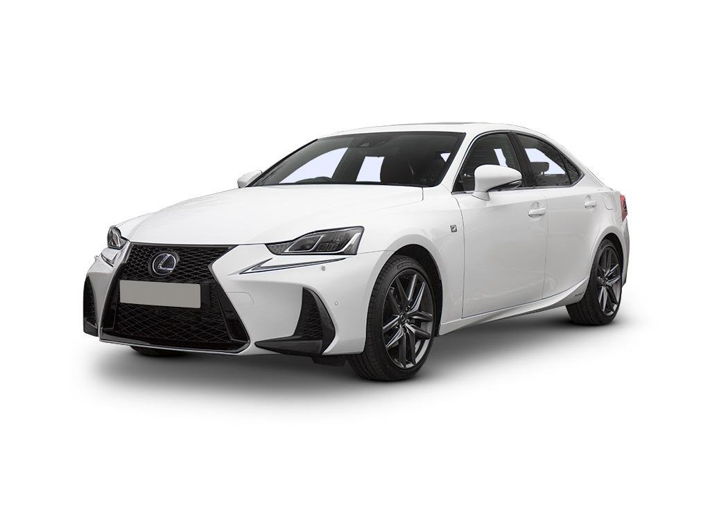 Best New Lexus IS deals & finance offers