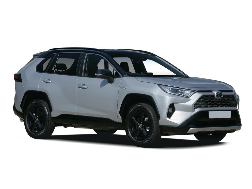 Best New Toyota RAV4 deals & finance offers