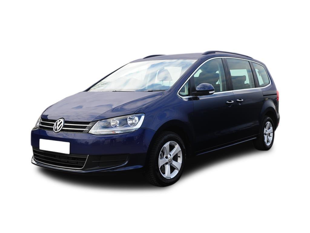 Best New Volkswagen Sharan deals & finance offers