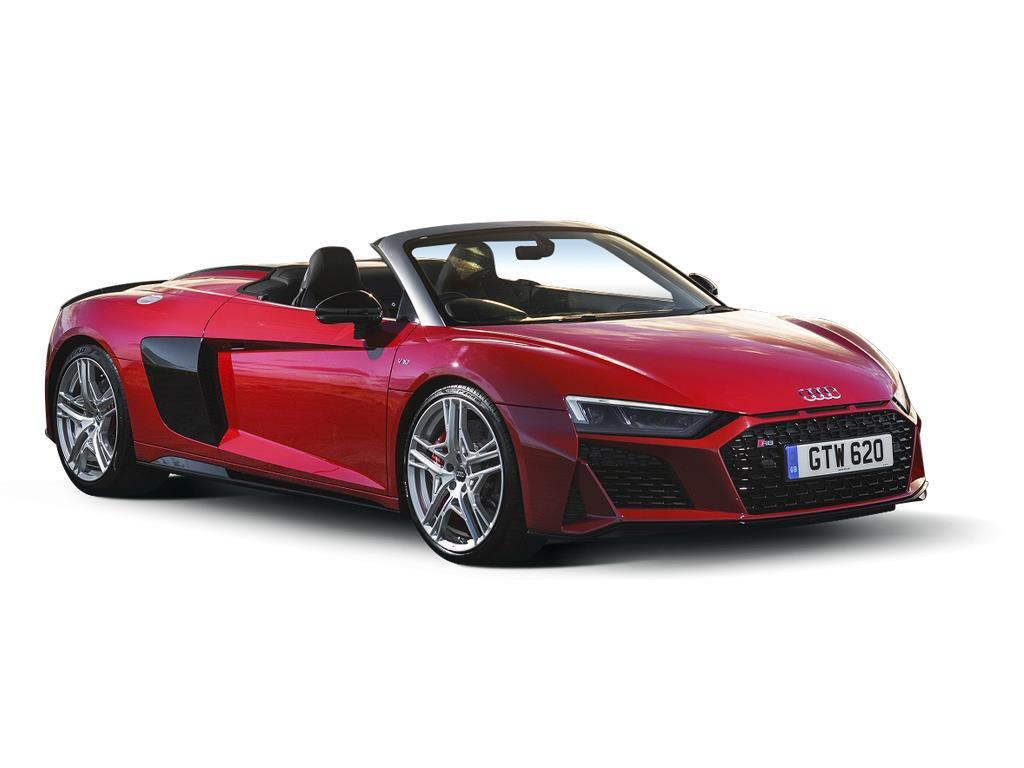 Best New Audi R8 Spyder deals & finance offers