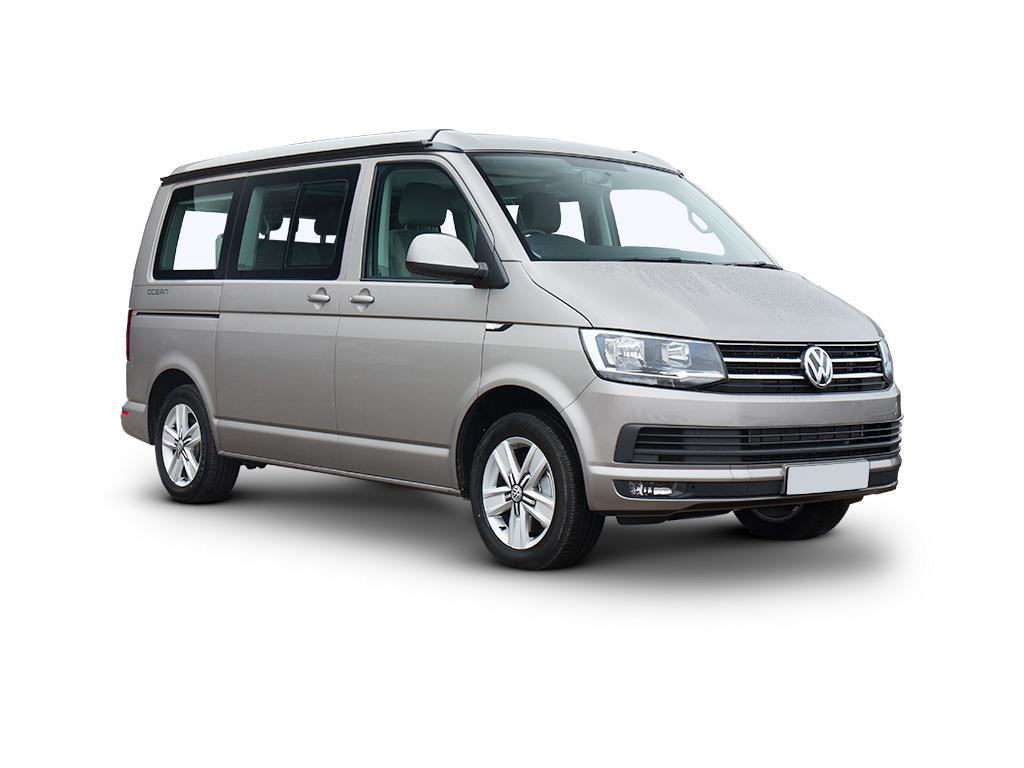 Best New Volkswagen California deals & finance offers