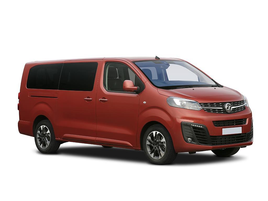 Best New Vauxhall Vivaro Life deals & finance offers