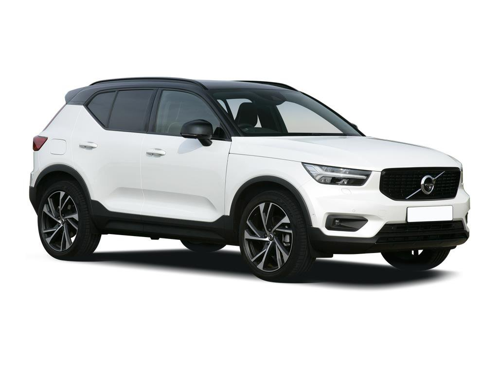 Best New Volvo XC40 deals & finance offers