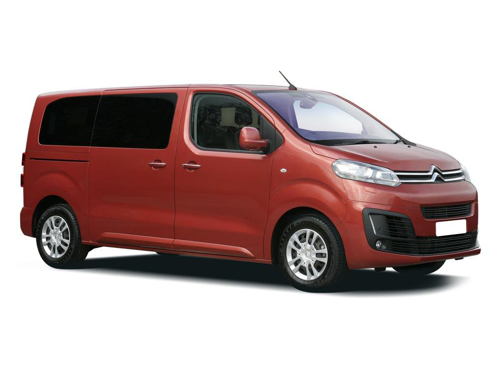 Best New Citroën Spacetourer deals & finance offers