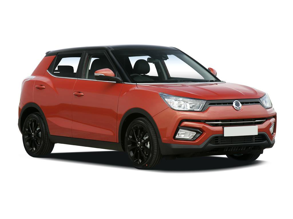 Best New Ssangyong Tivoli deals & finance offers