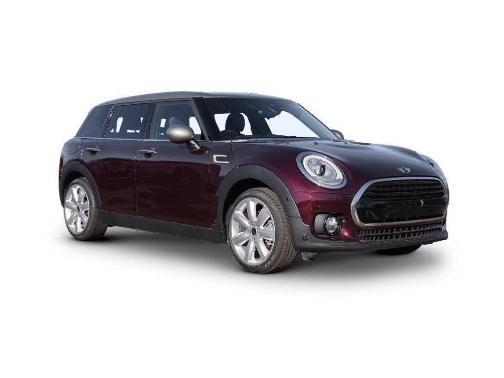 Best New Mini Clubman deals & finance offers