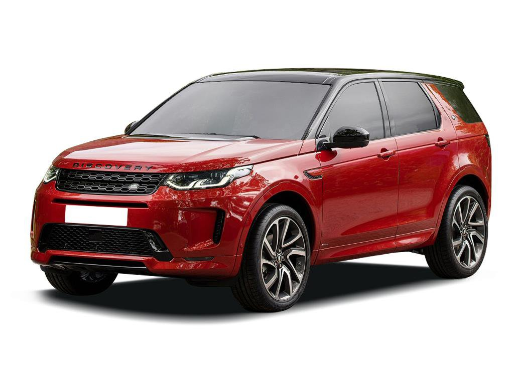 Best New Land Rover Discovery Sport deals & finance offers