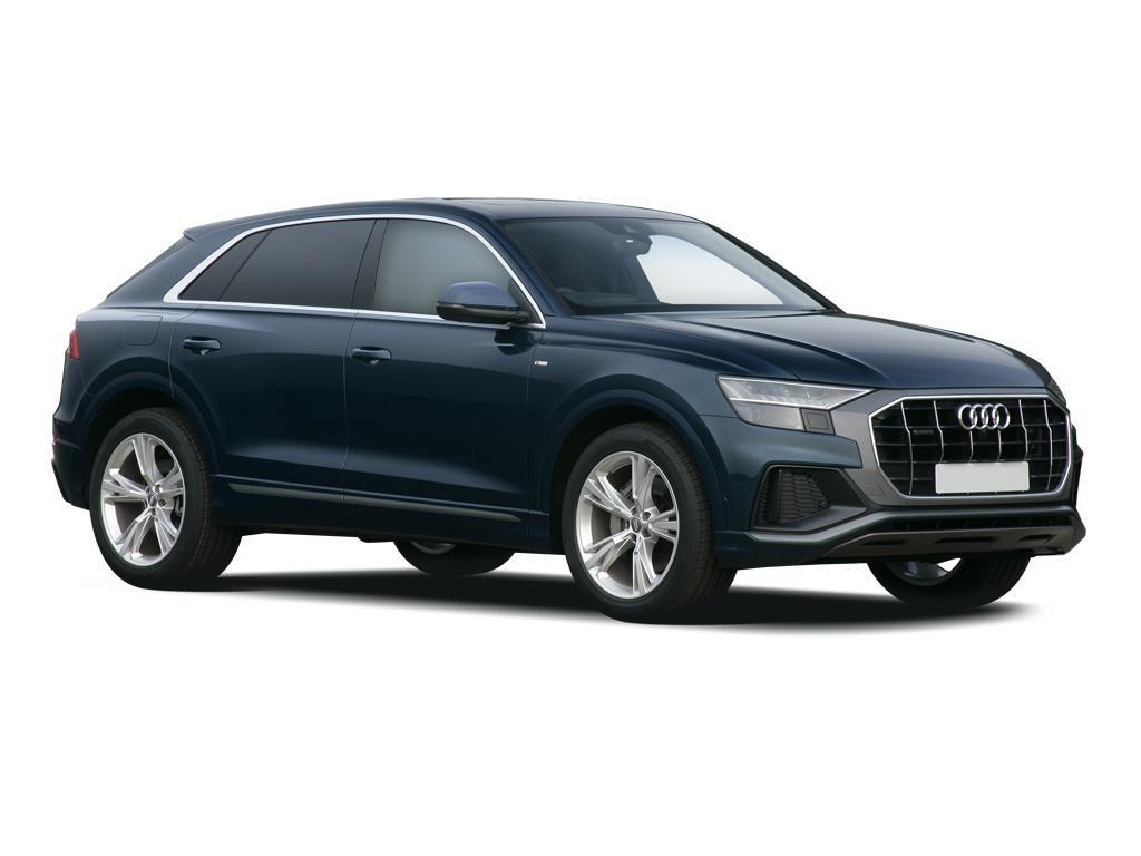 Best New Audi SQ8 deals & finance offers