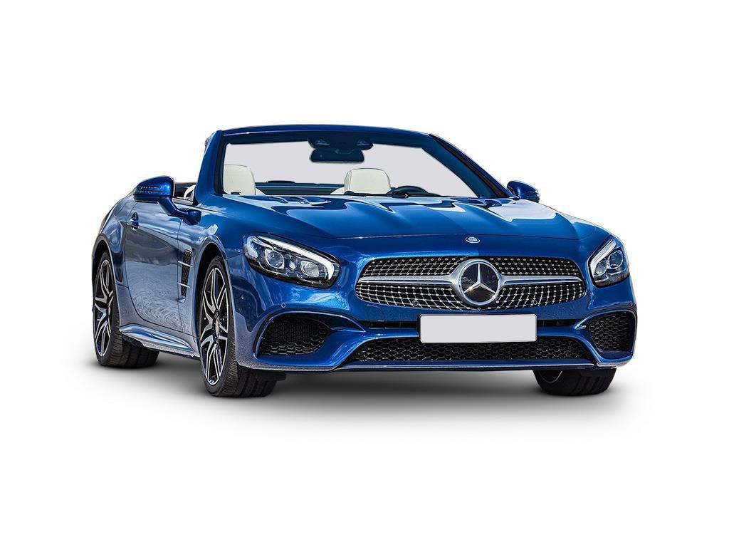 Best New Mercedes SL deals & finance offers
