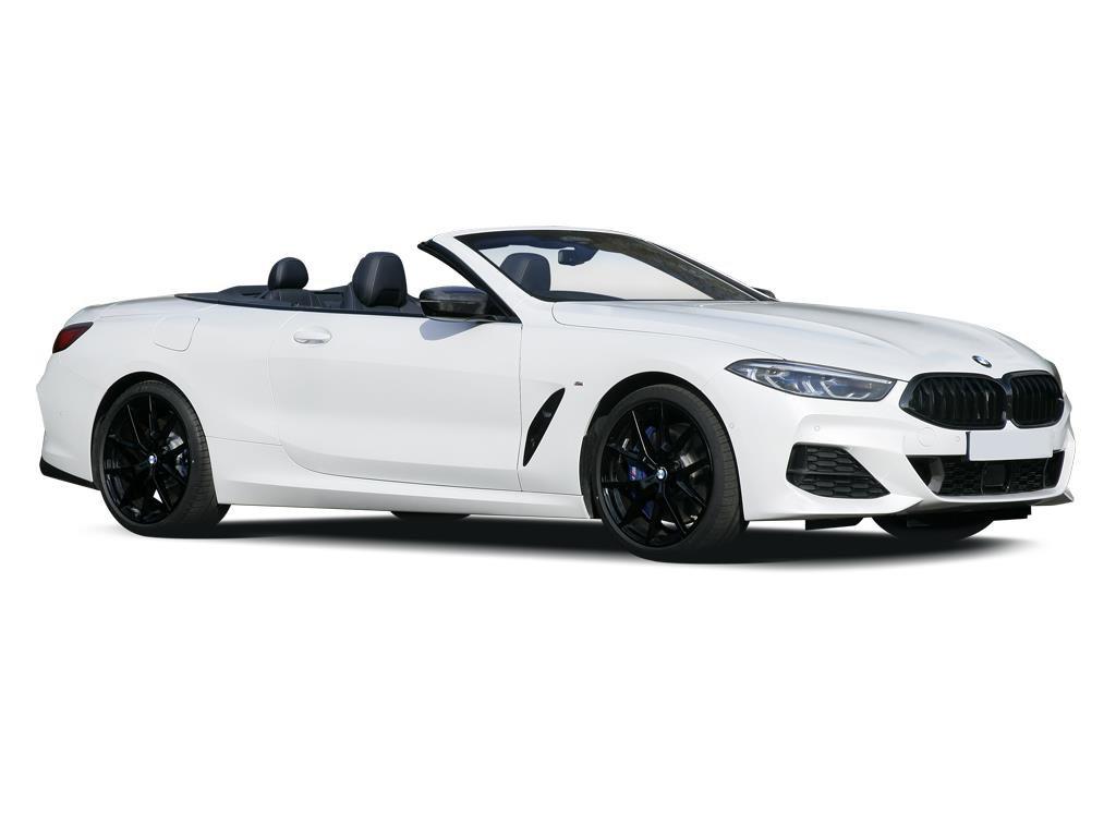 Best New BMW 8 Series Convertible deals & finance offers