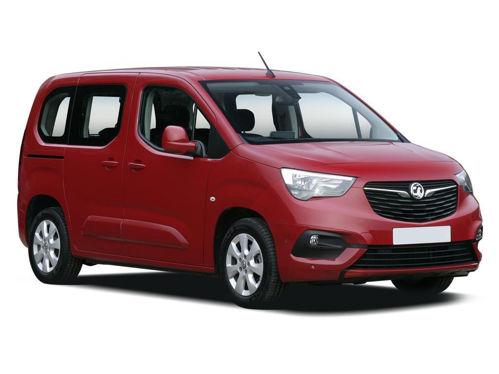 Best New Vauxhall Combo Life deals & finance offers
