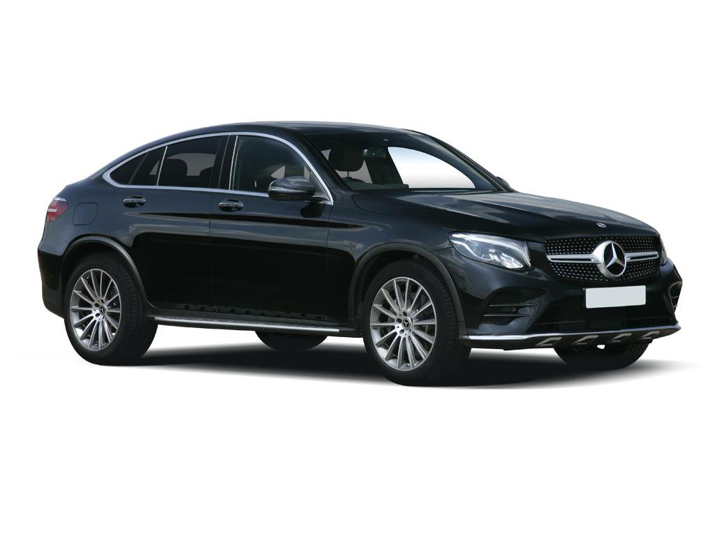 Best New Mercedes-Benz GLC Coupé deals & finance offers