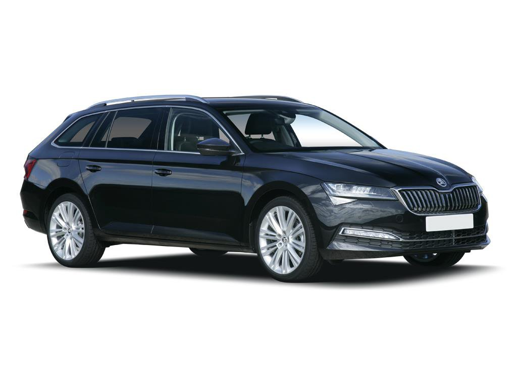 Best New Skoda Superb Estate deals & finance offers