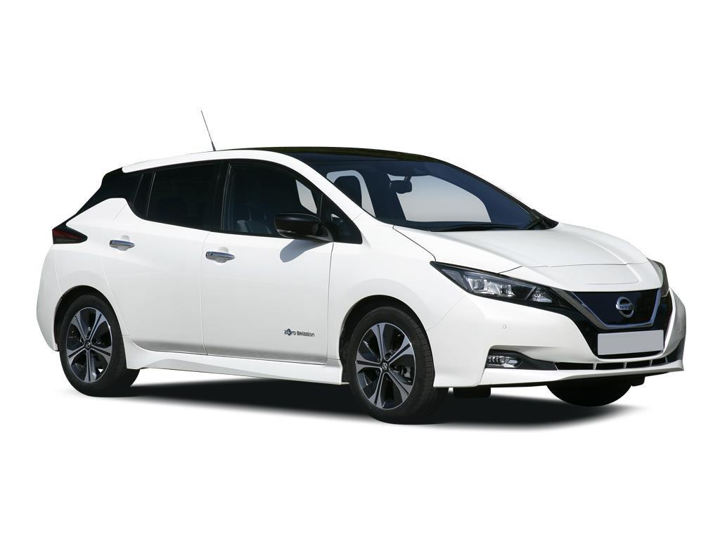 Best New Nissan Leaf deals & finance offers