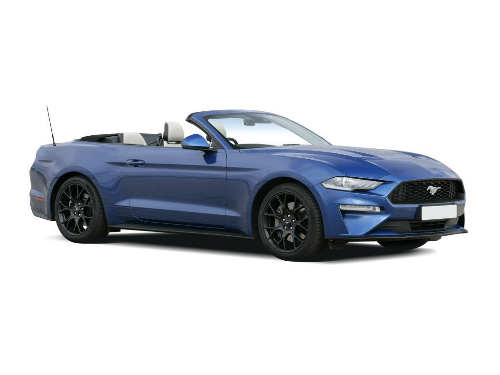 Best New Ford Mustang Convertible deals & finance offers