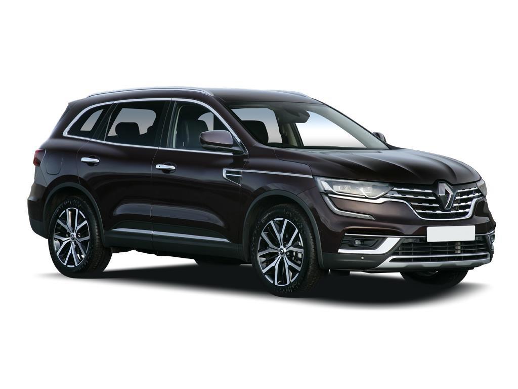 Best New Renault Koleos deals & finance offers