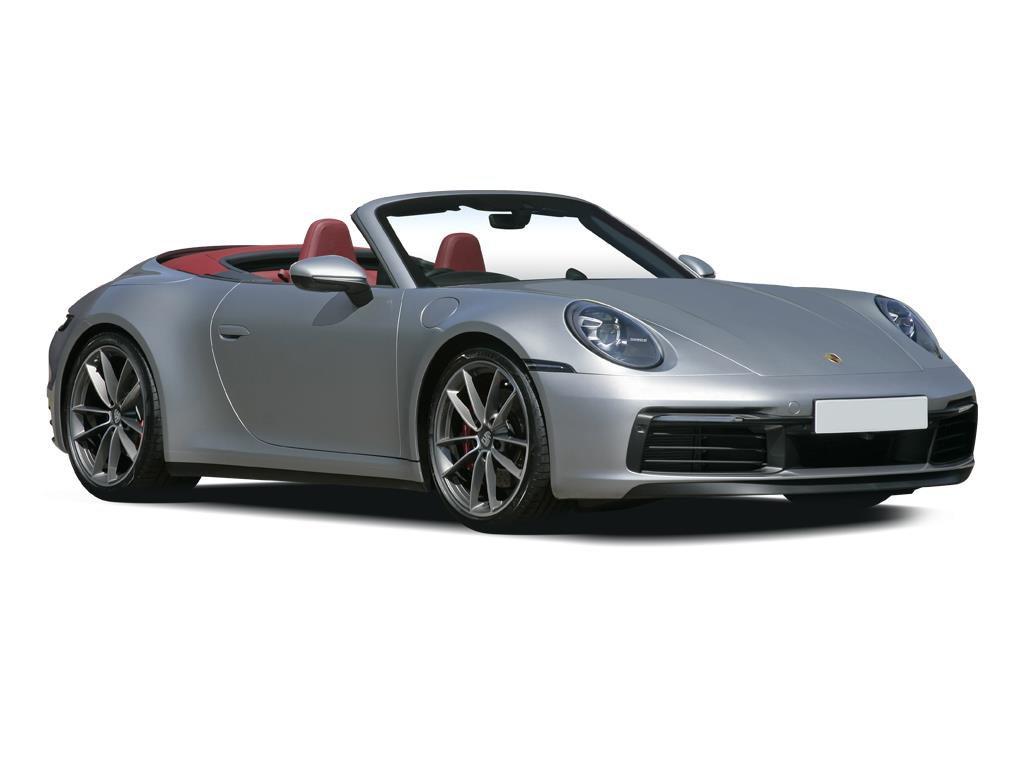 Best New Porsche 911 Cabriolet deals & finance offers