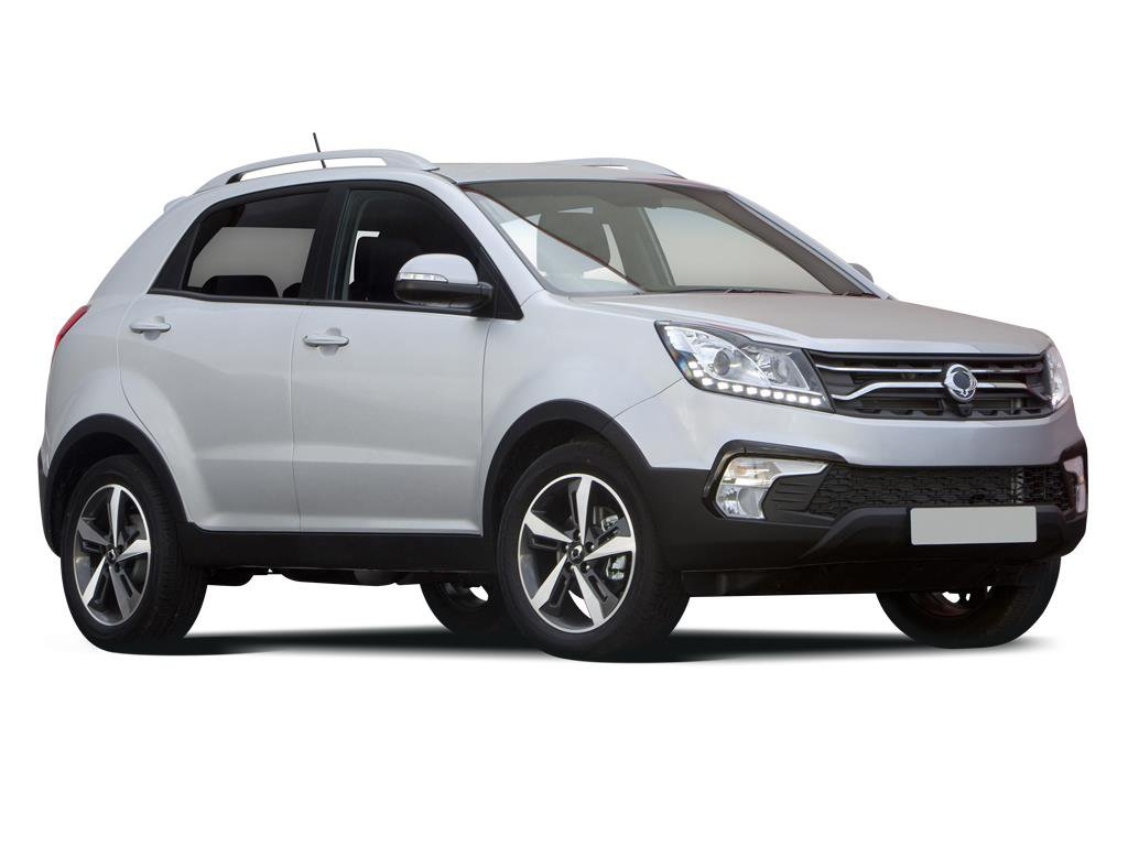 Best New Ssangyong Korando deals & finance offers