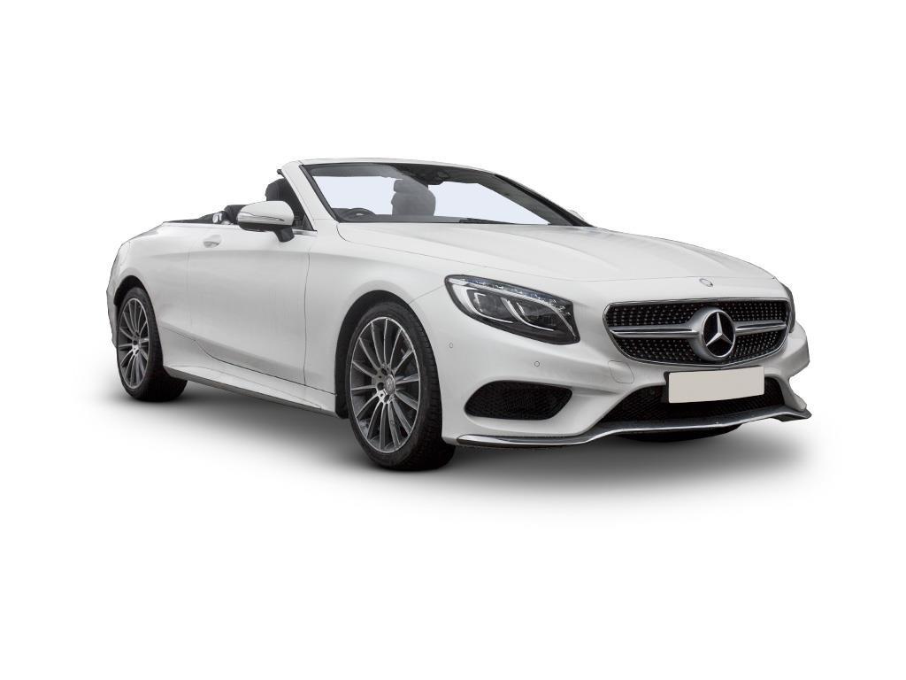 Mercedes-Benz S-Class Cabriolet Deals & Finance Offers ...