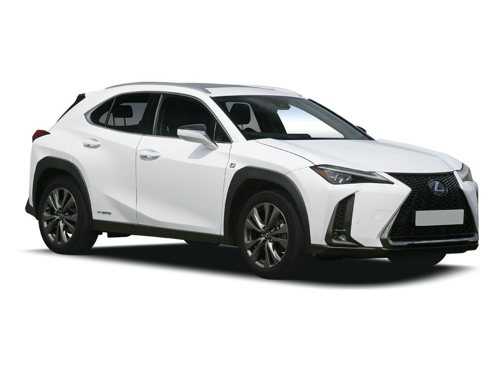 New Lexus UX <br> deals & finance offers
