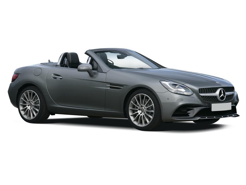 Best New Mercedes-Benz SLC deals & finance offers