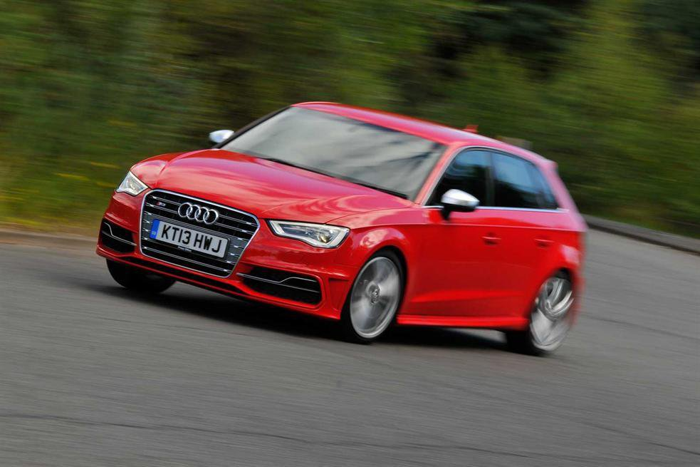 2013 Audi S3 review