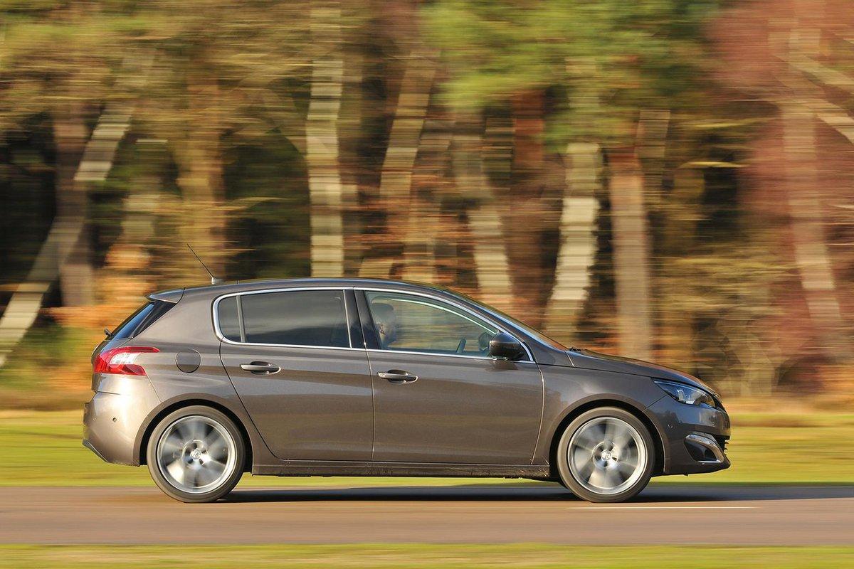 Used Peugeot 308 13-present