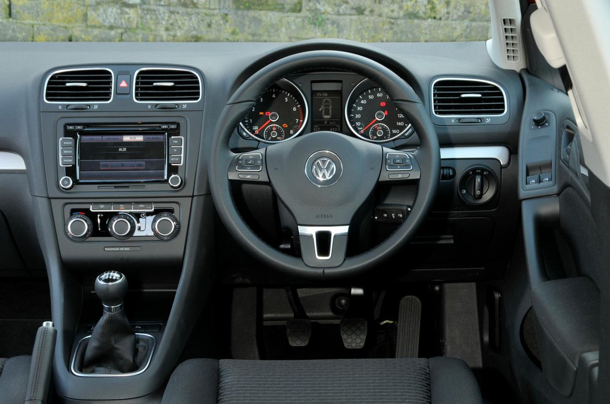 Volkswagen Golf (09 - 13)