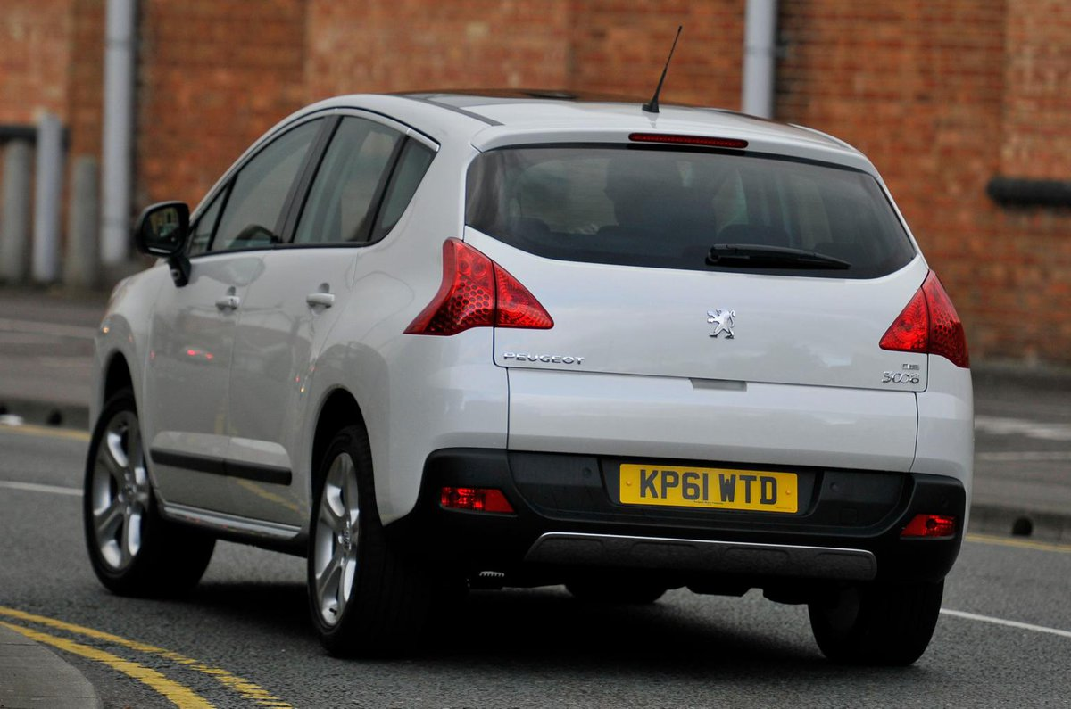 Used Peugeot 3008 Estate (09 - 16)