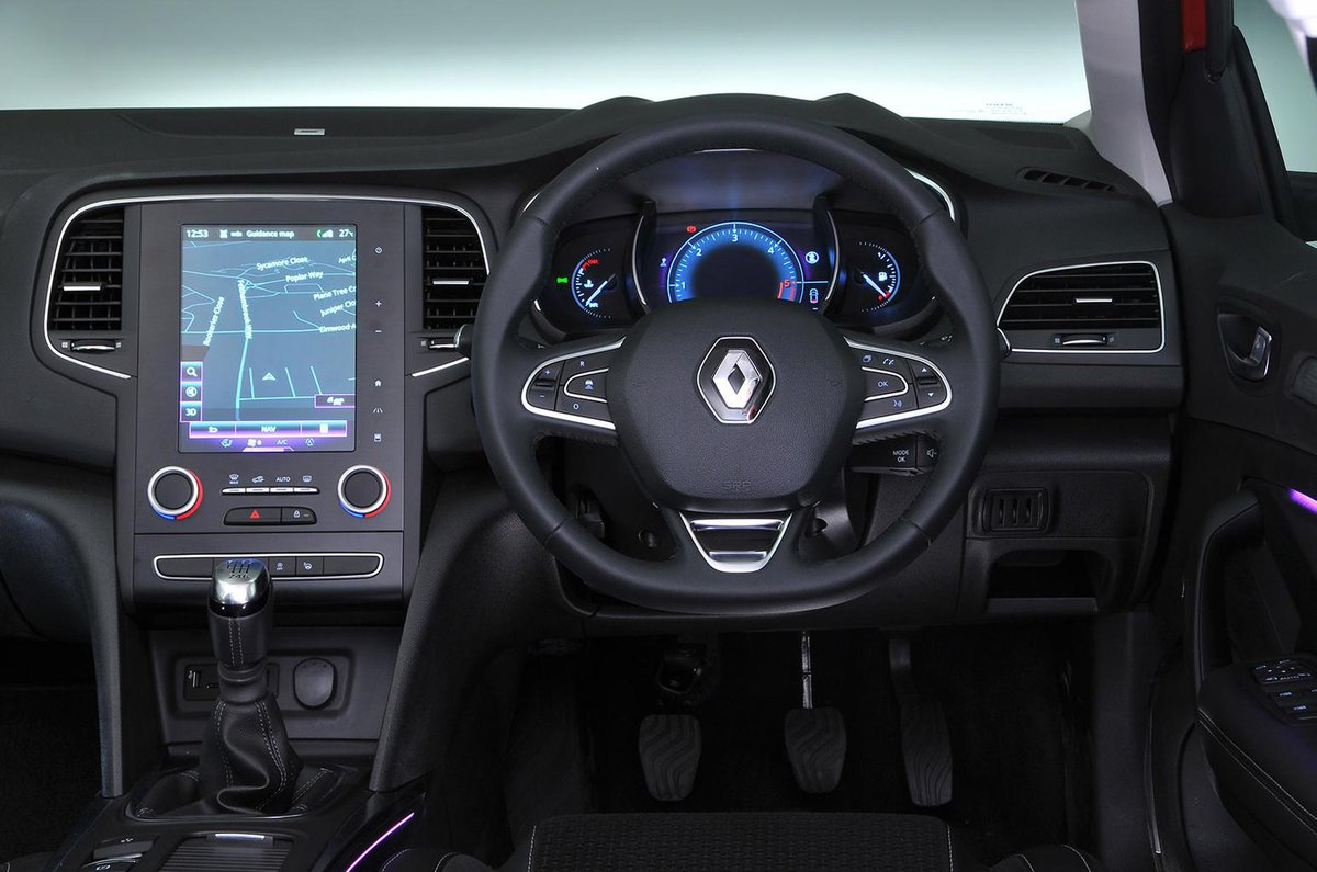Used Renault Megane 16-present