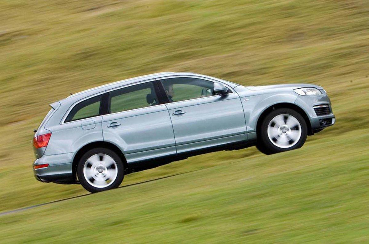 Audi Q7 (06 - 15)