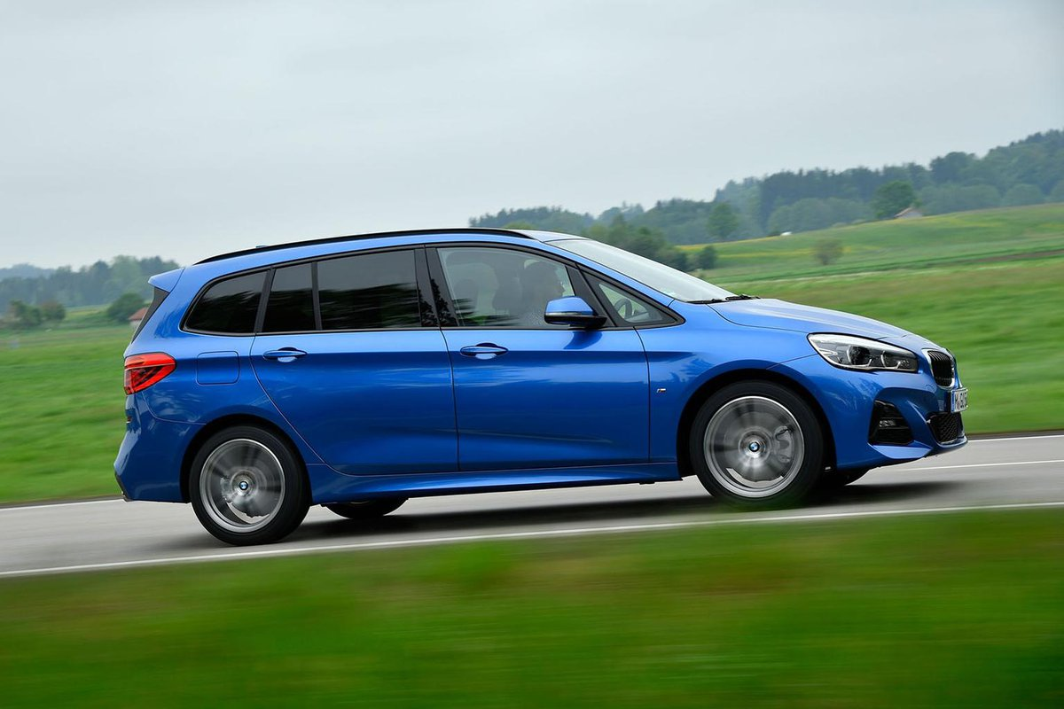 BMW 2 Series Gran Tourer