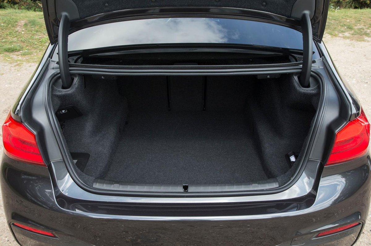Used BMW 5 Series Saloon 17-present