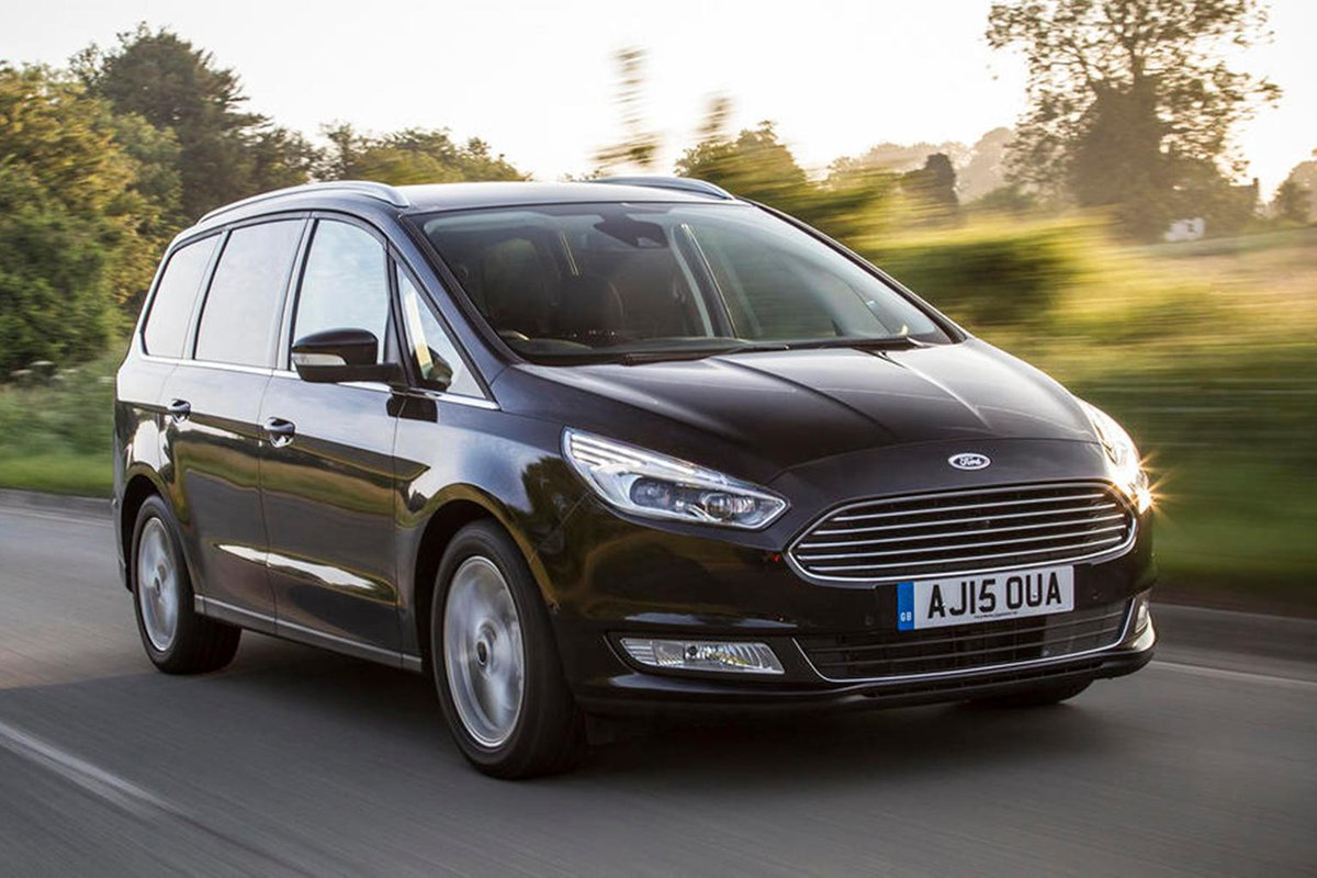 Used Ford Galaxy 2015 - present