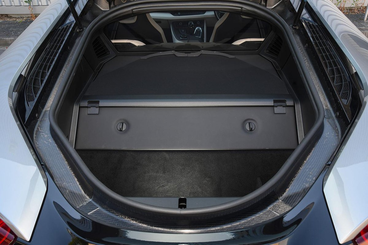 Bmw I8 Back Seats Open The Gallery