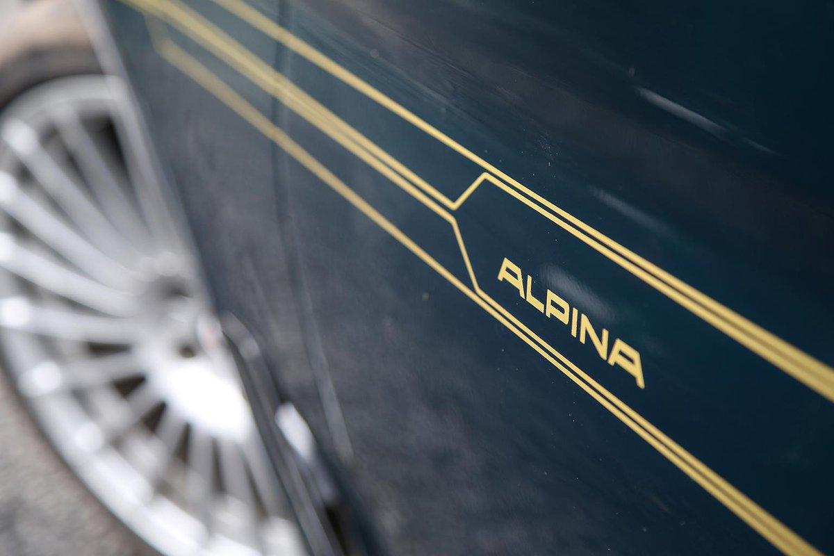Alpina B5