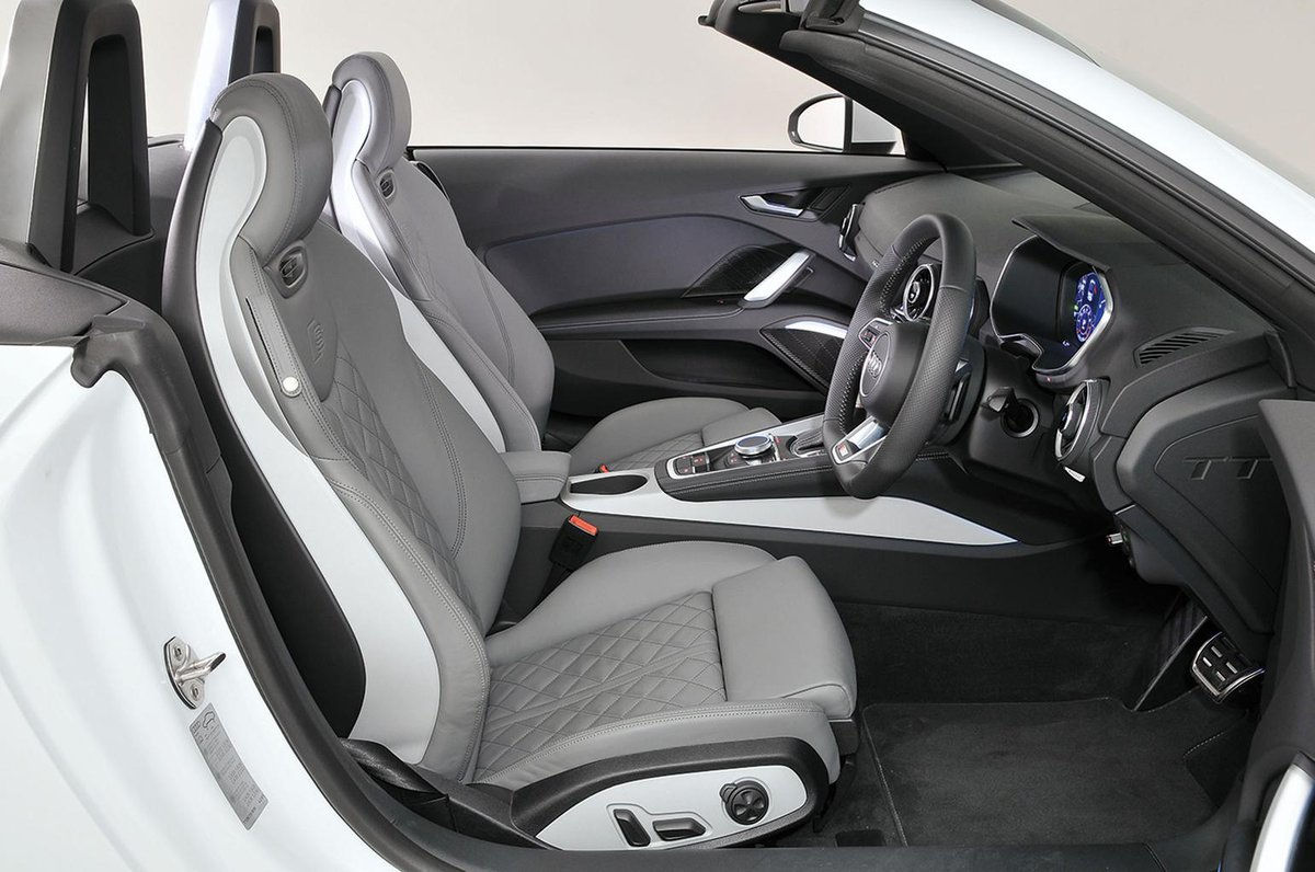 Audi Tt Roadster Boot Space Size Seats What Car