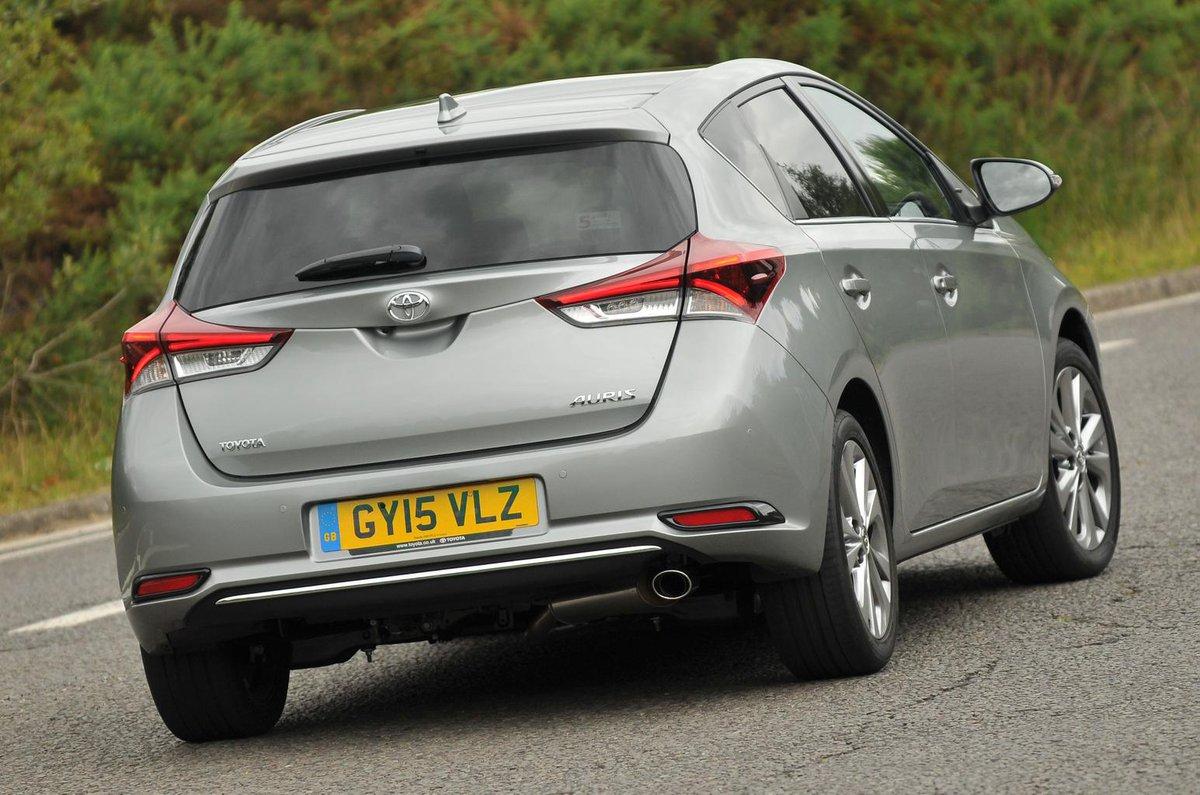 Used Toyota Auris Hatchback (12-19)
