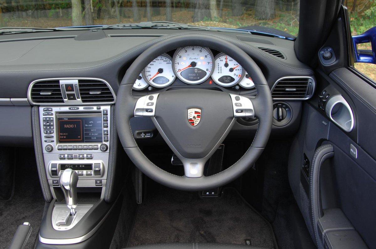 Used Porsche 911 Cabriolet (05 - 12)