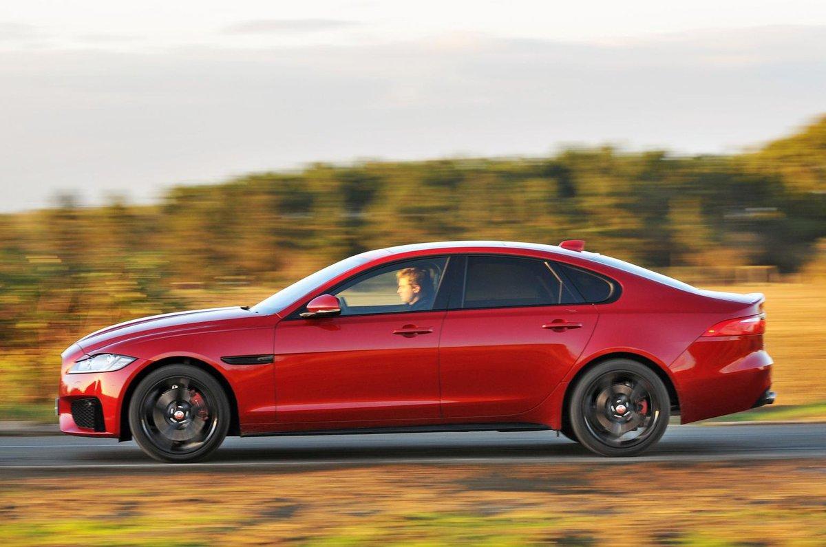 Used Jaguar XF Saloon (15-present)